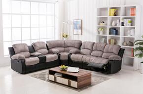 Myco Furniture 1007SEC