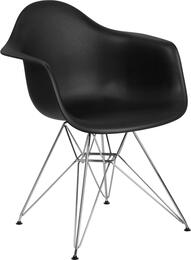 Flash Furniture FH132CPP1BKGG