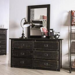 Furniture of America AM7000BKD