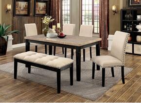 Furniture of America CM3466T4SCBN