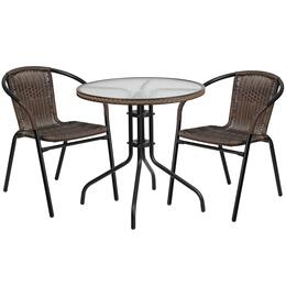 Flash Furniture TLH087RD037BN2GG