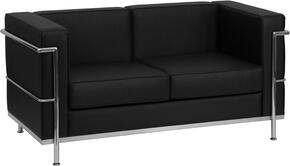 Flash Furniture ZBREGAL8102LSBKGG