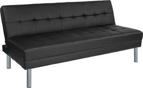 Flash Furniture HG500530BLKGG