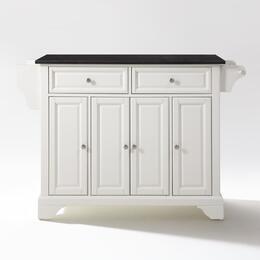 Crosley Furniture KF30004BWH