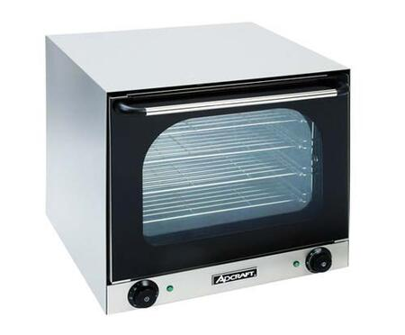 Admiral Craft  COH2670W Commercial Convection Oven Stainless Steel, Main Image