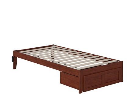 Atlantic Furniture Colorado AG8012224 Bed , AG8012224 SILO SK BD1 30