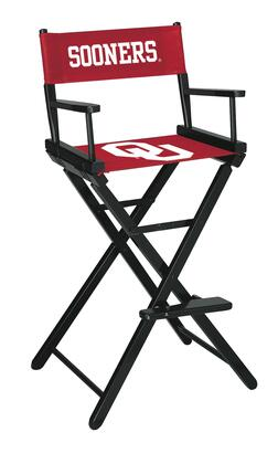 300-6007 University of Oklahoma Directors Chair Bar