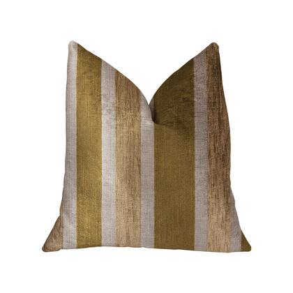 Plutus Brands Golden Tan Lines PBRA23132026DP Pillow, PBRA2313