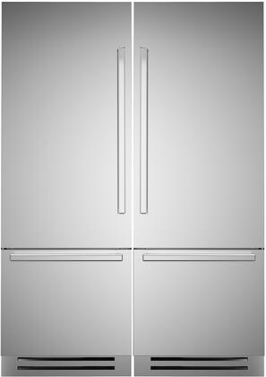 Bertazzoni  869309 Refrigerator Pairs Stainless Steel, Main Image