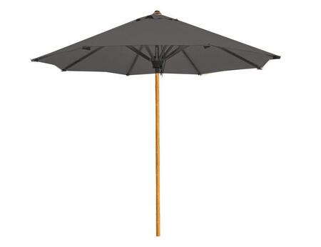 Douglas Nance Atlantic DNUM9RGREY Outdoor Umbrella Gray, DNUM9RGREY Main Image