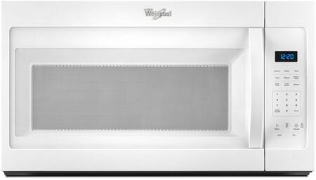 Whirlpool WMH31017FW Over The Range Microwave White, Main Image