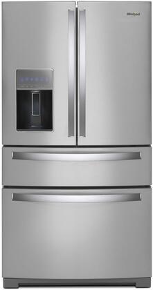 Whirlpool  WRX986SIHZ French Door Refrigerator Stainless Steel, Main Image