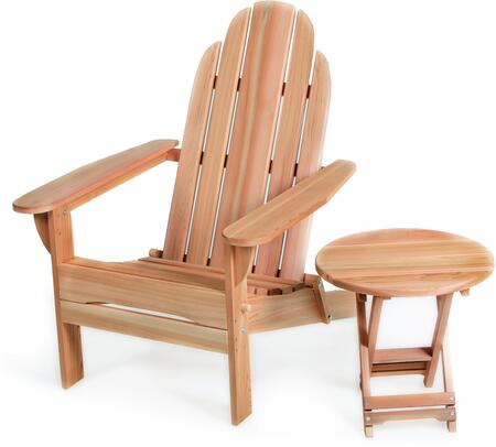 All Things Cedar FA20SET Outdoor Patio Set, FA20-SET Main image