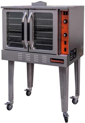 Sierra SRCO1 Commercial Convection Oven Stainless Steel, SRCO1 Gas Convection Oven