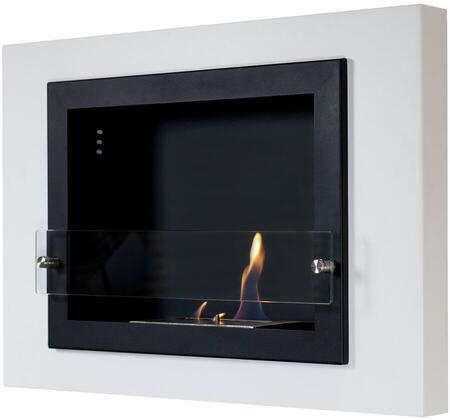 Nu-Flame Camino Bianco NFW4CAB Torch White, Main Image