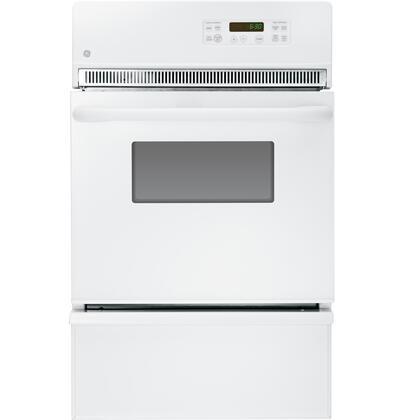 GE  JGRP20WEJWW Single Wall Oven White, Main Image