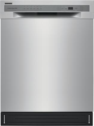 Frigidaire  FFBD2420US Built-In Dishwasher Stainless Steel, Main Image