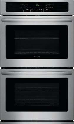 Frigidaire FFET2726TS Double Wall Oven Stainless Steel, Main Image