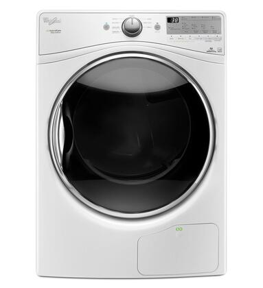 Whirlpool Duet WED9290FW Electric Dryer White, Front