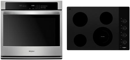 Whirlpool 1125718 Kitchen Appliance Package & Bundle Stainless Steel, main image
