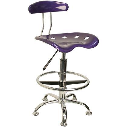 Flash Furniture  LF215VIOLETGG Office Chair Purple, 1