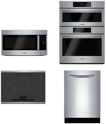 Bosch Benchmark  905854 Kitchen Appliance Package , Main Image