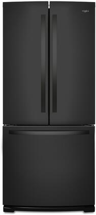 Whirlpool  WRF560SMHB French Door Refrigerator Black, WRF560SMHB French Door Refrigerator