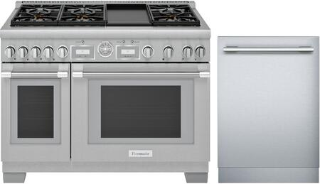 Thermador Pro Grand 1311247 Kitchen Appliance Package Stainless Steel, Main image