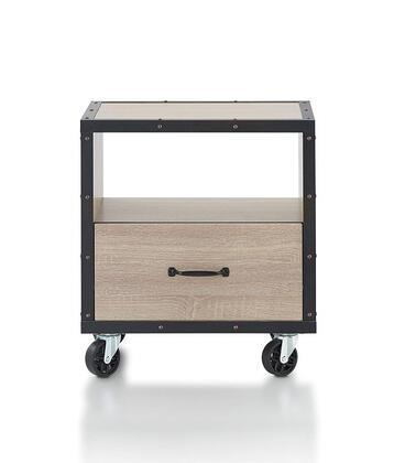 Acme Furniture Bemis 97266 Nightstand Brown, Nightstand