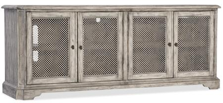 Hooker Furniture Boheme 575055476LTWD 52 in. and Up TV Stand, Silo Image
