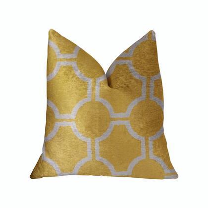 Plutus Brands Honeycomb PBRA23171818DP Pillow, PBRA2317