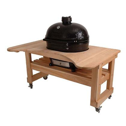 Primo PR600 Grill Cart, Cypress Table