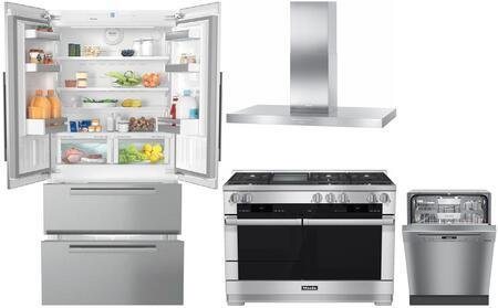 Miele 888050 Kitchen Appliance Package & Bundle Panel Ready, main image