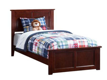 Atlantic Furniture Madison AR8616034 Bed Brown, AR8616034