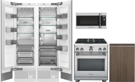 Monogram  1005682 Kitchen Appliance Package Panel Ready, main image