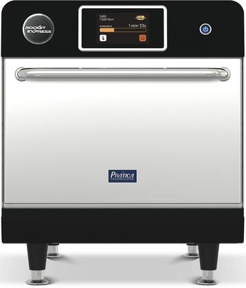 ROCKETEXPRESS 21″ Rocket Express Speed Oven with 0.74 cu. ft. Capacity  Capacitive Touchscreen Display  Rapid Cook Technology and Ventless Operation