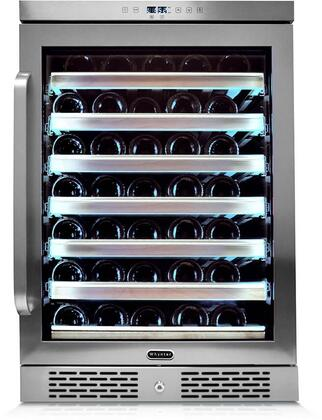 Whynter Elite BWR545XS Wine Cooler 51-75 Bottles Stainless Steel, Main Image