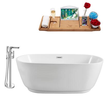 Streamline NH560120 Bath Tub, NH560 120 1T