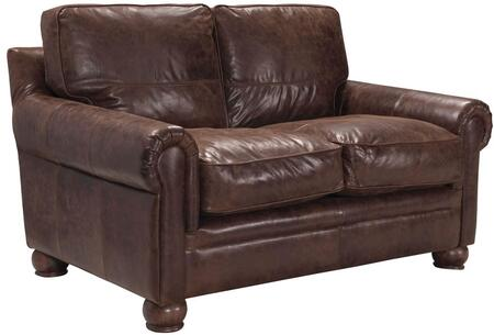 Acme Furniture Columbus 54046 Loveseat Brown, 1