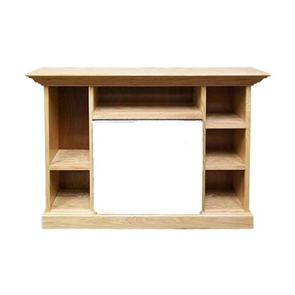 Prestige Series PA KDM1127PRES-UF Bookcase Mantel in
