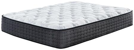 Limited Edition Plush Collection M62631 Queen Mattress with Plush Comfort Level  Luxury Cotton and Polyester Fiber in