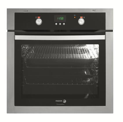 Fagor 5HA196X Single Wall Oven Stainless Steel, 1