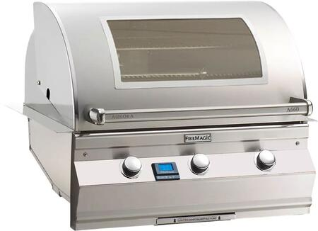 Fire Magic Aurora A660I5E1XW Grill Stainless Steel, 1