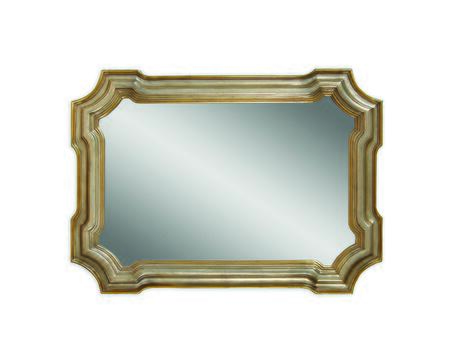 Bassett Mirror Safa M2804EC Mirror Gold, M2804EC