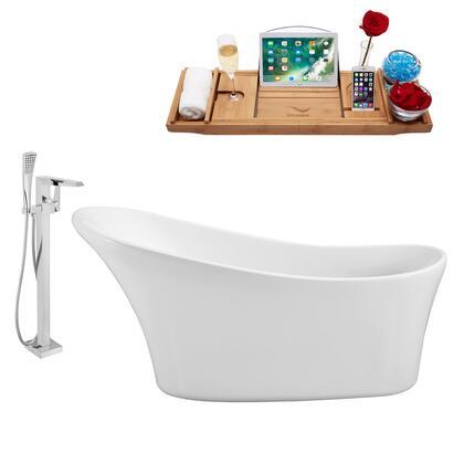 Streamline NH460100 Bath Tub, NH460 100 1T