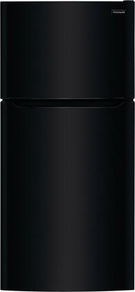 Frigidaire  FFTR1835VB Top Freezer Refrigerator Black, FFTR1835VB Top Freezer Refrigerator