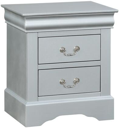 Acme Furniture Louis Philippe III 26703 Nightstand White, Main Image
