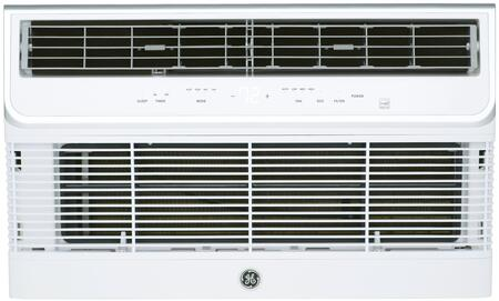 GE AJCQ12ACH Wall Air Conditioner with 12000 Cooling BTU, 270 CFM, 3 Cooling Speed, Remote Controller, 115 Volts, 10.5 EER