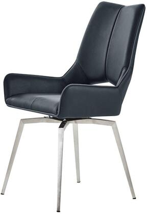 Global Furniture USA D4878 D4878DCBL Dining Room Chair Black, Main Image