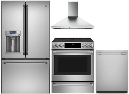 Cafe 891231 Kitchen Appliance Package & Bundle Stainless Steel, main image